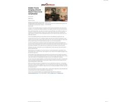 Debbie Travis' yourhome.ca article featuring JGD