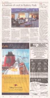 Globe and Mail Travel January 26 2013